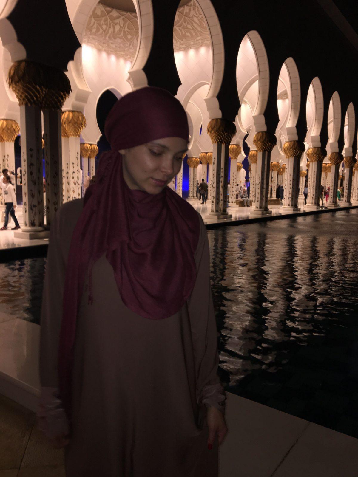 Наши в ОАЭ